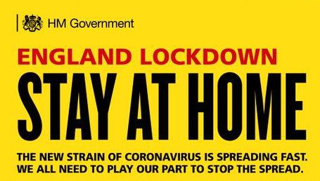 New National Lockdown – Information
