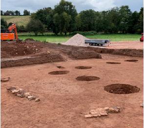 Lympstone Nurseries Archaeology
