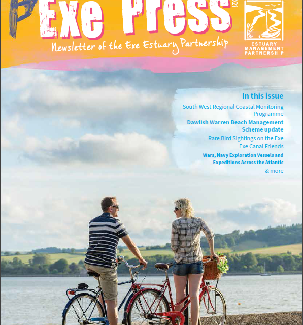 Exe Press Spring Issue
