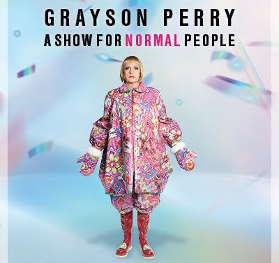 Chance to snap up two tickets for Grayson Perry's show in Poole on 10 October